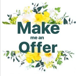 Make me an Offer 💐
